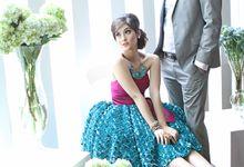 Eva & Reza by Fleur de Lis Photography