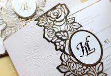 Hanna & Luthfi by Vinas Invitation