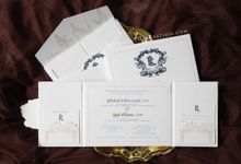 Ricardo & Lydia by Vinas Invitation