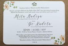 Mita & Go Kadota by Galeri Vinni