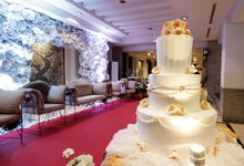 rinaldo & anjani decoration reception by Our Wedding & Event Organizer