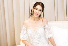 Bridal endorsements -Make up by me by Thiyada Angela MUA