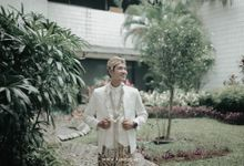 The Wedding of Putri & Lanang by alienco photography