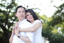 Retha & Paulus Prewedding by Michelle Bridal