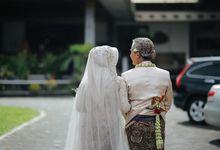 Wedding of Nia & Irawan At Graha Sarina Vidi Yogyakarta by Avinci wedding planner