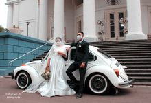Wedding Car Classic by Volksgraph