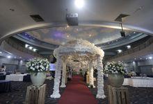 Karin & Riga Wedding - BRP SMESCO Convention by BRP BALLROOM (Sucofindo, Smesco & Sovereign)