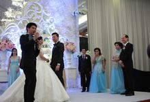 Jazz Wedding Entertainment Merlyn Park Hotel Jakarta - Double V entertainment by Double V Entertainment