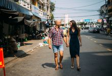 Engagement CHris and Anna in Da nang-  da nang engegament photography by Anh Phan Photographer | vietnam weddng photographer