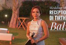 Wedding of Billy Mimery & Rachel Tupamahu by MC Nirmala Trisna