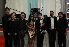 Jazz Wedding Entertainment Merlyn Park Hotel Jakarta - Double V entertainment by Double V Entertainment