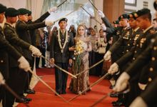 The Wedding of Isma & Donny by LM Wedding Planner & Event Organizer