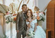 Yodhi and Mouli Wedding by 83photostudio