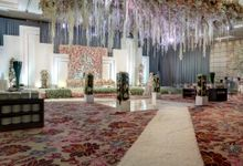 The wedding of James & Melody by Vica Decoration