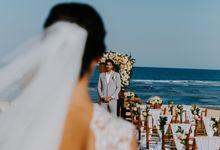 Wiwaha Beach Wedding by Hilton Bali Resort