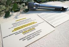 Raisa Hamish Wedding by APH Soundlab