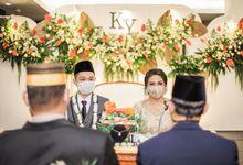 Intimate Wedding Keke & Yoga by Hotel Santika Kelapa Gading