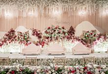 Fairmont Jakarta 2021.06.12 by White Pearl Decoration