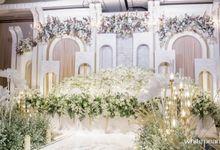 Four Seasons Hotel Jakarta Grand Ballroom 2021.06.20 by White Pearl Decoration
