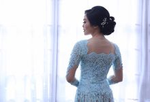 Audya's Engagement Kebaya by Arthaputri Atelier