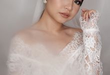 Wedding Makeup For Ms Citra by RiaLuo Makeupartist