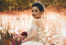EVAN & RYA Wedding Day by AMITIE Bridal Accessories