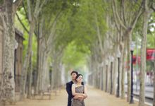 RICHARD - MARINA PREWEDDING by Goldy Photography