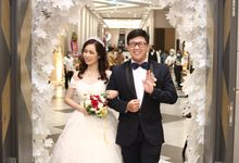 Wedding of Rudi & Shelly @Luminor Hotel Kota by Sola Fide Organizer