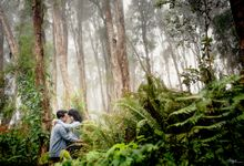 OVI & RIAN PREWEDDING by ALEGRE Photo & Cinema