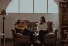 Elvara + Ian Prewedding by Mahemoto