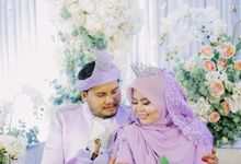 Hasif & Diyanah by Qisa Production