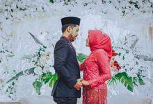 Wedding Danis & Debbie by herophotography_kudus