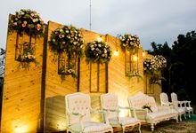 Wedding Reception of Ilham & Primaditha by DJ Perpi