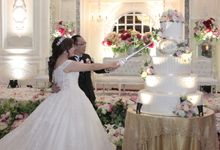Weddding day of Jujianto & Yuvi at Angke Restaurant Kelapa Gading by Angke Restaurant & Ballroom Jakarta