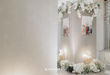 The Wedding of Hanny and Joshua by  Menara Mandiri by IKK Wedding (ex. Plaza Bapindo)