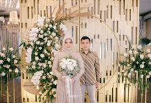 Putri & Adi 's Engagement by decorataudekor