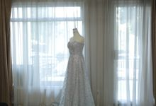 The Wedding Of Mr. DONY & Mrs. IVONE by ODDY PRANATHA BRIDAL
