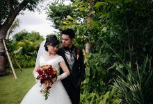 The wedding of Andrew&Agnes by Light Organizer Bali