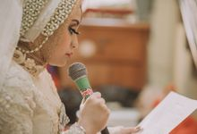 The Wedding of Lia & Maulana by Seven Production