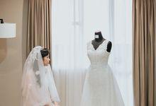 Wedding Ade & Dina by white organizer