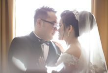 Hendra & Ellen Wedding Day by VOI&VOX Photography