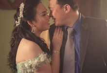 Prewedding of Diana-Yanto at Alissha & Ancol by Alissha Bride