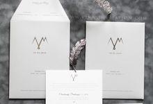 Angga & Maria by Vinas Invitation