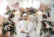 The Wedding of Suci dan Ranggih by Hiasan Hati Wedding Planner & Organizer