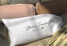 Alessio & Francesca - Leather Pouch by Rove Gift