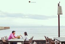 Prewedding of dr Novika & dr Ferdy by ThePhotoCap.Inc