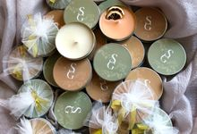 Wedding Favor of Shanina Boestami by The Soap Project Indonesia