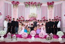 The Wedding of Teguh & Yoana by Classic Management