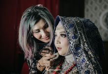 PURI ARDHYA GARINI WEDDING OF NIA & AFFAN by alienco photography