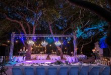 A Fairytale wedding in a Forest by Diamond Events